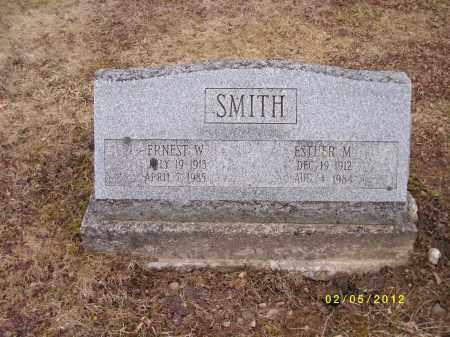 SMITH, ESTHER MAE - Tioga County, Pennsylvania | ESTHER MAE SMITH - Pennsylvania Gravestone Photos