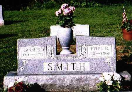 TANNER SMITH, HELEN - Tioga County, Pennsylvania | HELEN TANNER SMITH - Pennsylvania Gravestone Photos