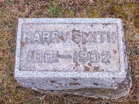 SMITH, HARRY - Tioga County, Pennsylvania | HARRY SMITH - Pennsylvania Gravestone Photos