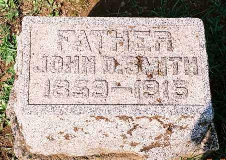 SMITH, JOHN - Tioga County, Pennsylvania | JOHN SMITH - Pennsylvania Gravestone Photos