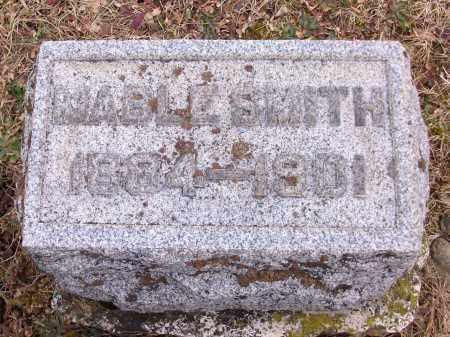 SMITH, MABEL - Tioga County, Pennsylvania   MABEL SMITH - Pennsylvania Gravestone Photos