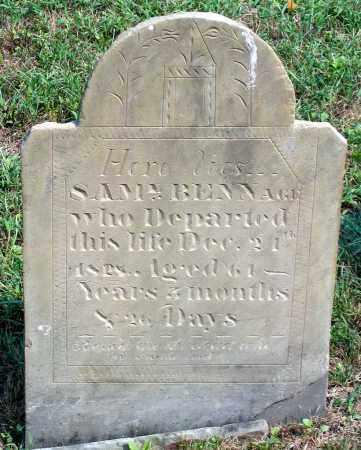 BENNAGE, SAMUEL - Union County, Pennsylvania | SAMUEL BENNAGE - Pennsylvania Gravestone Photos