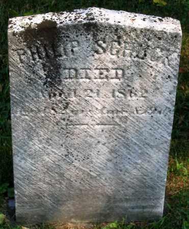 SCHUCK, PHILIP - Union County, Pennsylvania | PHILIP SCHUCK - Pennsylvania Gravestone Photos