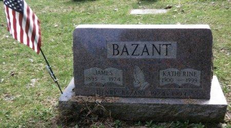 BAZANT, JAMES - Warren County, Pennsylvania | JAMES BAZANT - Pennsylvania Gravestone Photos