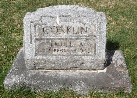 CONKLIN, LEMUEL - Warren County, Pennsylvania   LEMUEL CONKLIN - Pennsylvania Gravestone Photos