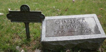 LOBDELL, CHARLES  - Warren County, Pennsylvania | CHARLES  LOBDELL - Pennsylvania Gravestone Photos