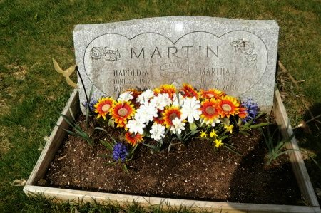 MARTIN, MARTHA - Warren County, Pennsylvania | MARTHA MARTIN - Pennsylvania Gravestone Photos