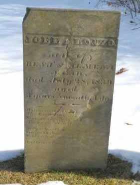 MEAD, JOEL ALONZO - Warren County, Pennsylvania | JOEL ALONZO MEAD - Pennsylvania Gravestone Photos