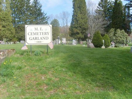 METHODIST, GARLAND - Warren County, Pennsylvania | GARLAND METHODIST - Pennsylvania Gravestone Photos