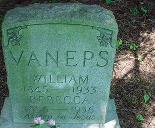 VANEPS (CW), WILLIAM - Warren County, Pennsylvania | WILLIAM VANEPS (CW) - Pennsylvania Gravestone Photos