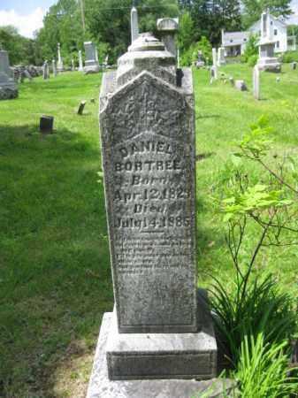 BORTREE (CW), DANIEL - Wayne County, Pennsylvania   DANIEL BORTREE (CW) - Pennsylvania Gravestone Photos