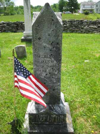 HAZELTON, GEORGE H. - Wayne County, Pennsylvania | GEORGE H. HAZELTON - Pennsylvania Gravestone Photos