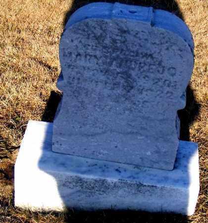 ANDREJO, MARY - Westmoreland County, Pennsylvania | MARY ANDREJO - Pennsylvania Gravestone Photos