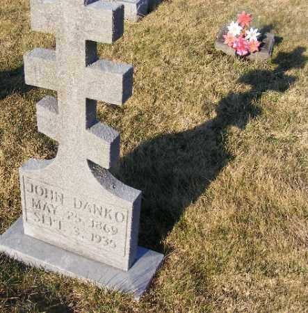 DANKO, JOHN - Westmoreland County, Pennsylvania   JOHN DANKO - Pennsylvania Gravestone Photos