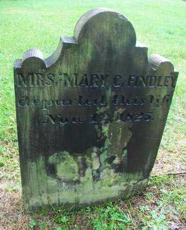 EWING FINDLEY, MARY C - Westmoreland County, Pennsylvania | MARY C EWING FINDLEY - Pennsylvania Gravestone Photos