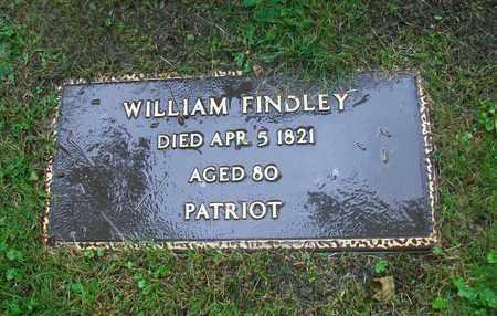 FINDLEY (RW), WILLIAM - Westmoreland County, Pennsylvania | WILLIAM FINDLEY (RW) - Pennsylvania Gravestone Photos