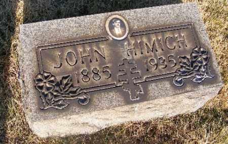 HIMICH, JOHN - Westmoreland County, Pennsylvania | JOHN HIMICH - Pennsylvania Gravestone Photos