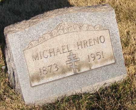 HRENO, MICHAEL - Westmoreland County, Pennsylvania | MICHAEL HRENO - Pennsylvania Gravestone Photos