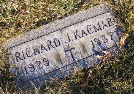 KACMAR, RICHARD J - Westmoreland County, Pennsylvania | RICHARD J KACMAR - Pennsylvania Gravestone Photos