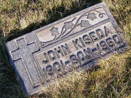 KISEDA, JOHN - Westmoreland County, Pennsylvania | JOHN KISEDA - Pennsylvania Gravestone Photos