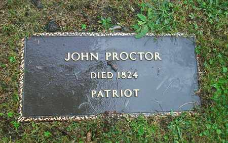 PROCTOR (RW), JOHN - Westmoreland County, Pennsylvania | JOHN PROCTOR (RW) - Pennsylvania Gravestone Photos