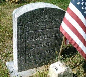 STOUT (CW), SAMUEL H. - Westmoreland County, Pennsylvania | SAMUEL H. STOUT (CW) - Pennsylvania Gravestone Photos