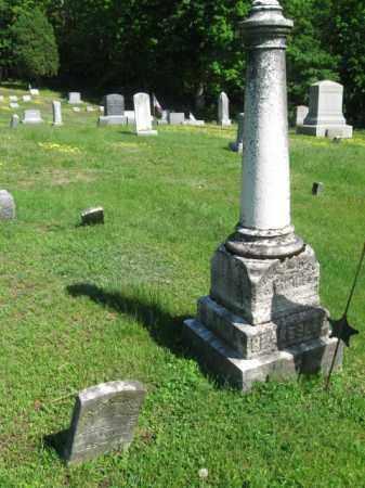 BLAKESLEE (CW), AMOS C. - Wyoming County, Pennsylvania   AMOS C. BLAKESLEE (CW) - Pennsylvania Gravestone Photos