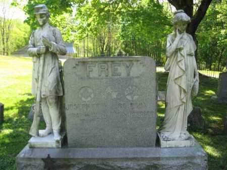 FREY (CW), JOSEPH - Wyoming County, Pennsylvania   JOSEPH FREY (CW) - Pennsylvania Gravestone Photos