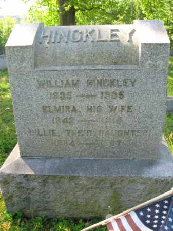 HINCKLEY (CW) AKA HALL, WILLIAM - Wyoming County, Pennsylvania | WILLIAM HINCKLEY (CW) AKA HALL - Pennsylvania Gravestone Photos