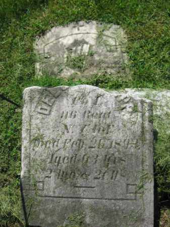 KAPP (CW), DELOS (DELL) P. - Wyoming County, Pennsylvania   DELOS (DELL) P. KAPP (CW) - Pennsylvania Gravestone Photos
