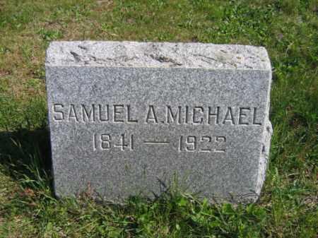 MICHAEL, SAMUEL A. - Wyoming County, Pennsylvania | SAMUEL A. MICHAEL - Pennsylvania Gravestone Photos