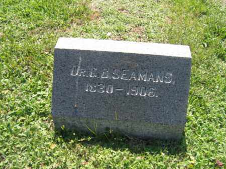 SEAMANS, G.B. - Wyoming County, Pennsylvania | G.B. SEAMANS - Pennsylvania Gravestone Photos