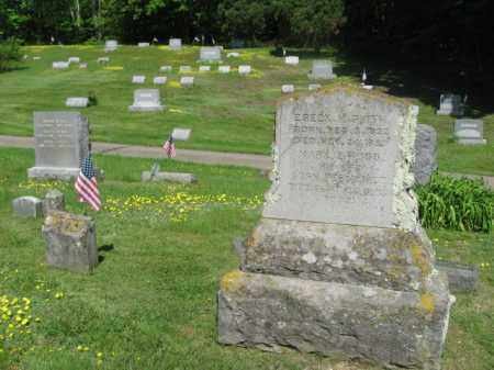 SMITH (CW), ESECK M. - Wyoming County, Pennsylvania | ESECK M. SMITH (CW) - Pennsylvania Gravestone Photos