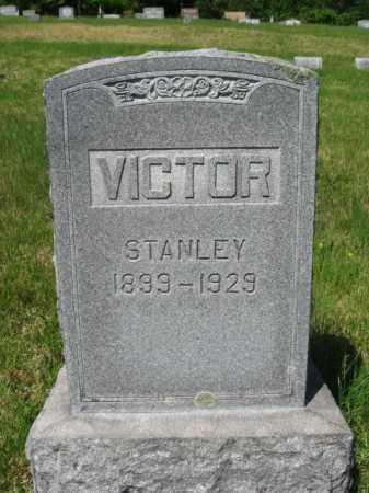 VICTOR, STANLEY - Wyoming County, Pennsylvania | STANLEY VICTOR - Pennsylvania Gravestone Photos