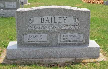BAILEY, SARAH CATHERINE - York County, Pennsylvania | SARAH CATHERINE BAILEY - Pennsylvania Gravestone Photos