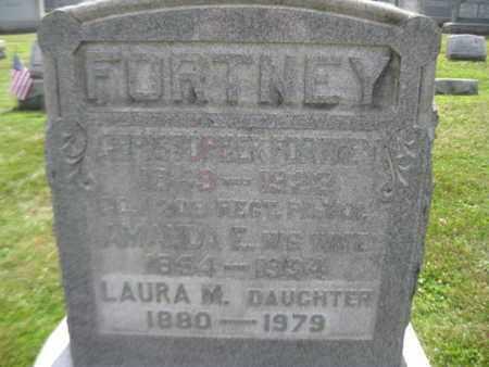FORTNEY (CW), CHRISTOPHER - York County, Pennsylvania | CHRISTOPHER FORTNEY (CW) - Pennsylvania Gravestone Photos