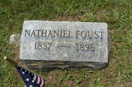 FOUST (CW), NATHANIEL - York County, Pennsylvania   NATHANIEL FOUST (CW) - Pennsylvania Gravestone Photos