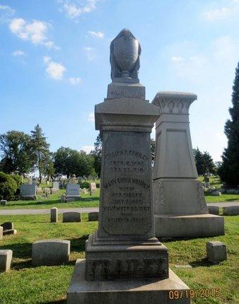 WEHRLY FRAILEY, EMMA - York County, Pennsylvania | EMMA WEHRLY FRAILEY - Pennsylvania Gravestone Photos