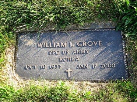 GROVE, WILLIAM L. - York County, Pennsylvania | WILLIAM L. GROVE - Pennsylvania Gravestone Photos