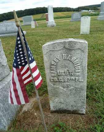 HANNIGAN (CW), RAMSEY - York County, Pennsylvania | RAMSEY HANNIGAN (CW) - Pennsylvania Gravestone Photos