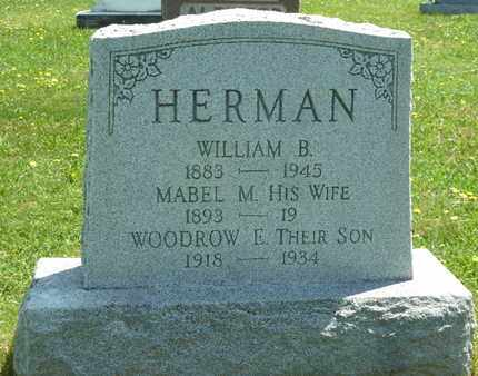 HERMAN, MABEL M - York County, Pennsylvania | MABEL M HERMAN - Pennsylvania Gravestone Photos