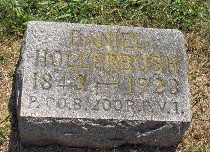 HOLLERBUSH (CW), DANIEL - York County, Pennsylvania   DANIEL HOLLERBUSH (CW) - Pennsylvania Gravestone Photos