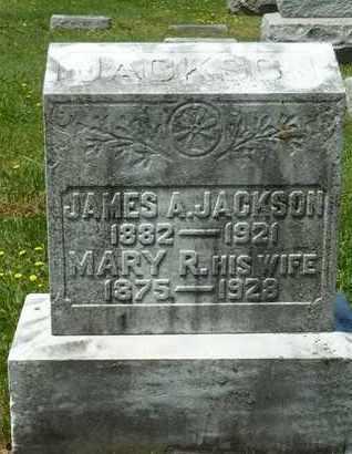 JACKSON, JAMES A. - York County, Pennsylvania | JAMES A. JACKSON - Pennsylvania Gravestone Photos