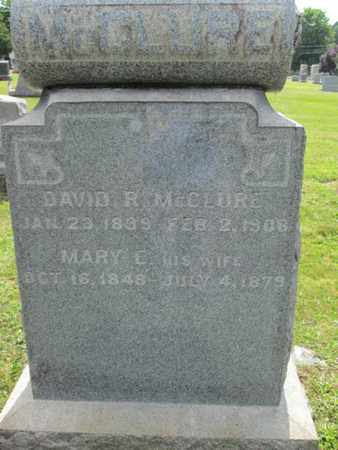 MCCLURE (CW), DAVID R. - York County, Pennsylvania | DAVID R. MCCLURE (CW) - Pennsylvania Gravestone Photos