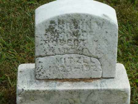 MITZEL, CURVIN W. - York County, Pennsylvania   CURVIN W. MITZEL - Pennsylvania Gravestone Photos