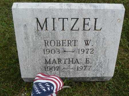 MITZEL, ROBERT W - York County, Pennsylvania | ROBERT W MITZEL - Pennsylvania Gravestone Photos