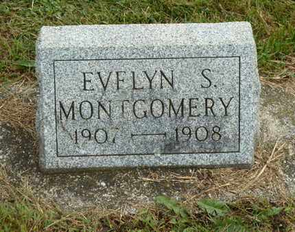 MONTGOMERY, EVELYN S. - York County, Pennsylvania | EVELYN S. MONTGOMERY - Pennsylvania Gravestone Photos