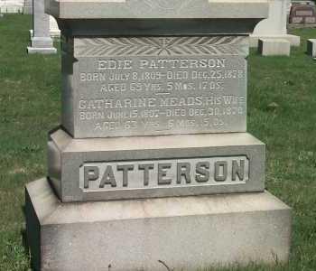 PATTERSON, EDIE - York County, Pennsylvania   EDIE PATTERSON - Pennsylvania Gravestone Photos