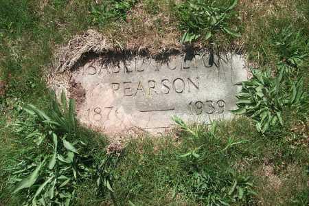 FULTON PEARSON, ISABEL - York County, Pennsylvania | ISABEL FULTON PEARSON - Pennsylvania Gravestone Photos