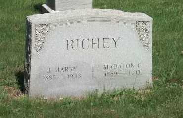 RICHEY, JAMES HARRY - York County, Pennsylvania | JAMES HARRY RICHEY - Pennsylvania Gravestone Photos
